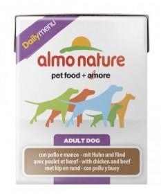 Almo Nature Daily Menu Tetrapak per Cane Adult da 375 gr