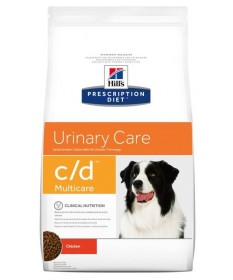 Hill's c/d Urinary Care per Cane con Pollo