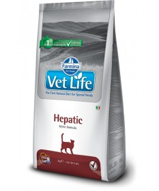Farmina Vet Life Hepatic per Gatto da 400 gr