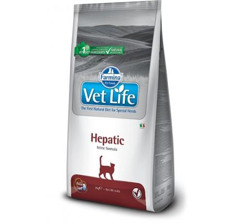 Farmina Vet Life Hepatic per Gatto da 400 gr