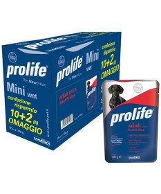 Prolife per Cane Adult Mini da 10+2 100g