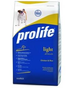 Prolife Light per Cane da 12 kg