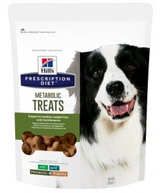 HILL'S TREATS METABOLIC per CANE da 220g
