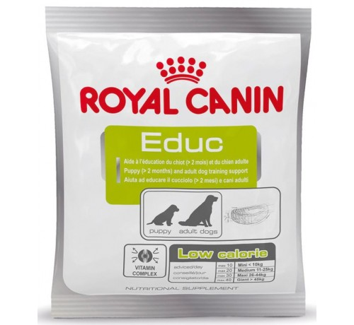 Snack Royal Canin Educ 50 gr