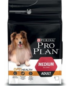 Purina Pro Plan Optihealth per Cane Medium Adult da 14kg