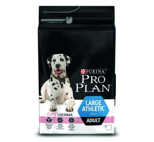 Pro Plan Large Adult Athletic Optiderma 14kg