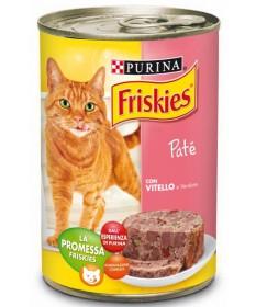 Friskies Vitality - Patè con Vitello e Verdure 400gr