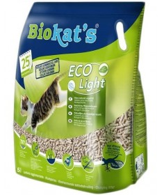 Lettiera Biokat's Eco Light 5 lt