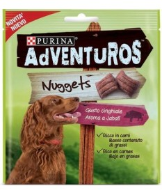 Purina Adventuros Nuggets al Cinghiale 90gr