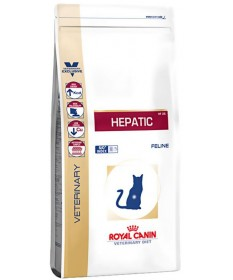 Royal Canin Hepatic per Gatto da 2 Kg