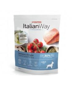 Italian Way per Cane Adult Mini Hypoallergenic con Salmone e Aringhe da 1,5 kg