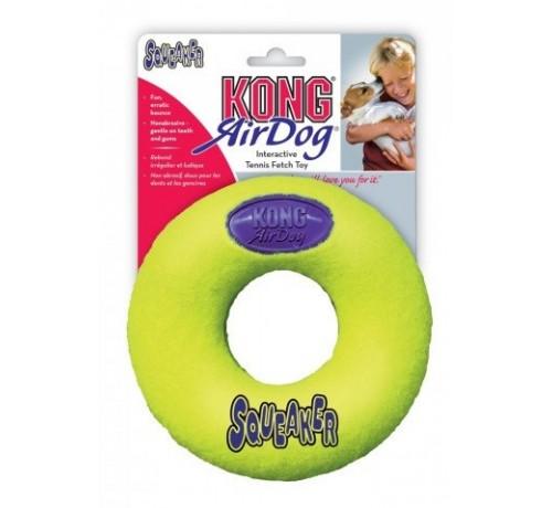 Kong Air Squeaker Donut L