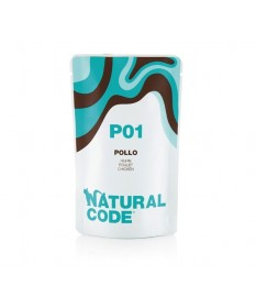 Natural Code P per Gatto da 70g