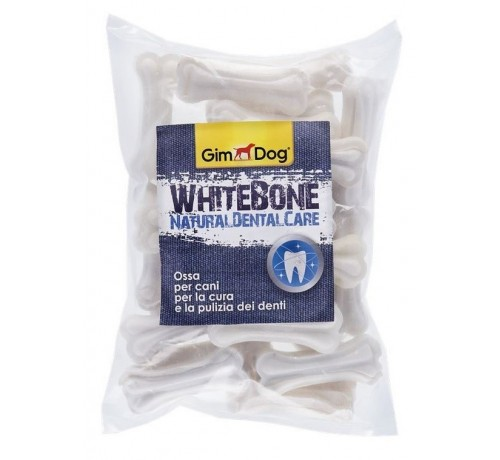 Gimborn WhiteBone Osso da Masticare per Cane da 25x200gr