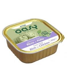 Oasy Delizioso Paté per Gatto da 100gr