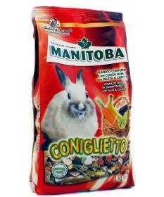 Manitoba per Coniglietto da 1 kg