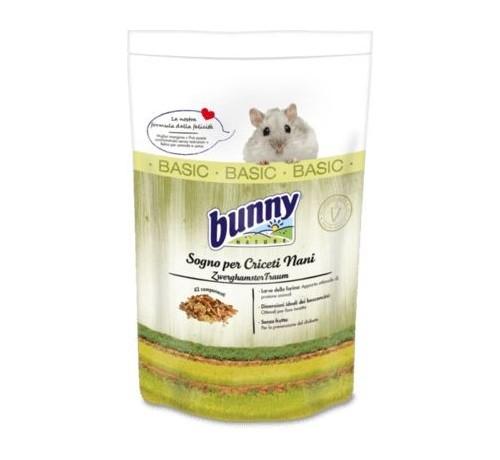 Bunny Sogno per Criceti Nani Basic da 400 gr