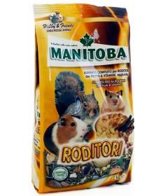 Manitoba per Roditori composto con Frutta da 1 Kg