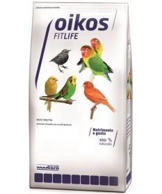 Oikos Patè con Frutta per Uccelli Granivori da 300 gr
