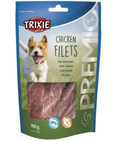 Trixie Premio Esquisita Chicken Filets con Pollo da 100 gr