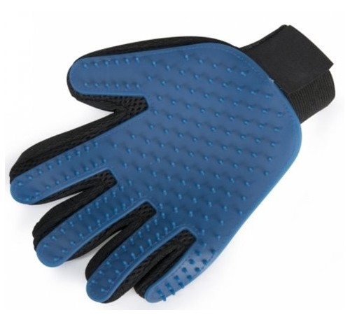 Camon Deshedding Glove Guanto Rimuovipelo a 5 dita
