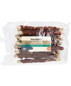 BeezTees Chewing Sticks con Anatra per Cani 20 pz