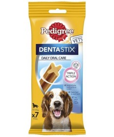 Pedigree Dentastix Daily Oral Care 5+2 per Cani Medium (10-25 kg) da 180 gr