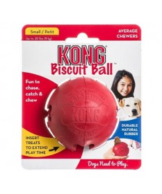 Kong Biscuit Ball per Cani Small