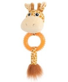 Zolux Anello Giraffa Gioco per Cani da 34 cm