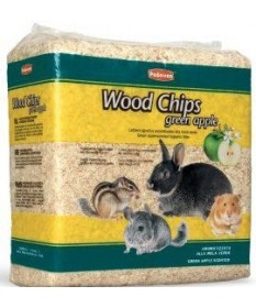 Padovan Wood Chips Green Apple da 1 Kg