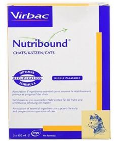 Virbac Nutribound per Gatto 3 flaconi da 150ml