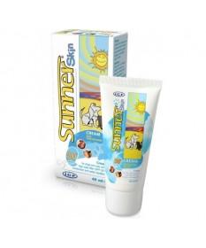 Icf Sunner Skin Crema Protezione Solare per Cani e Gatti da 40 ml