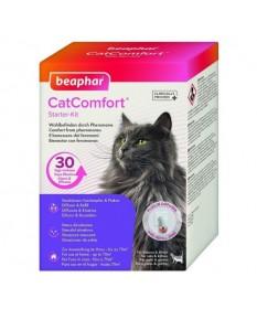 Beaphar CatComfort Calming Starter Kit con Feromoni per Gatti da 48 ml
