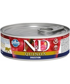 Farmina N&D Quinoa Skin & Coat per Gatti da 80 gr