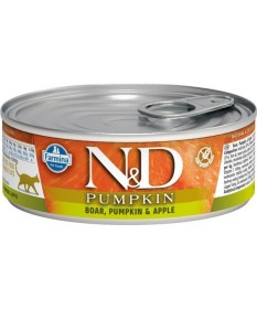 Farmina N&D Cat Pumpkin per Gatti da 80 gr