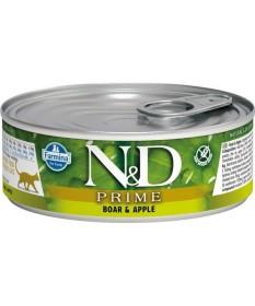 Farmina N&D Cat Prime per Gatti da 80 gr