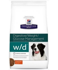 Hill's Presciption Diet Canine W/D Secco per Cani