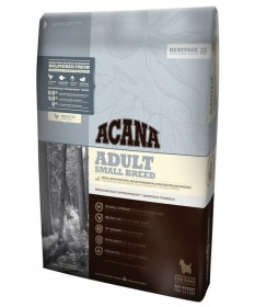 Acana Heritage Adult Small Breed per Cani da 2 kg