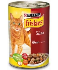 Friskies Bocconcini in Salsa per Gatti da 400 gr