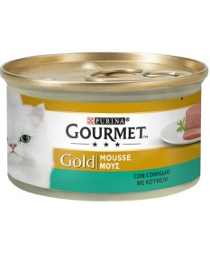 Gourmet Gold Mousse 85 gr