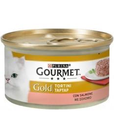 Gourmet Gold Tortini per Gatto da 85 gr