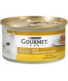 Gourmet Gold Paté per Gatto da 85 gr