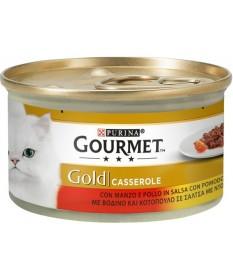 Gourmet Gold Casserole 85 gr