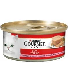 Gourmet Red Patè per Gatto da 195gr