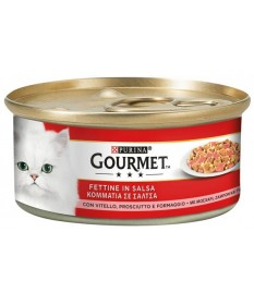 Gourmet Red Fettine per Gatto da 195 gr