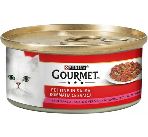 Gourmet Red Fettine 195 gr