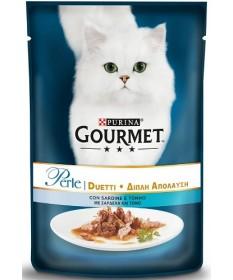 Gourmet Perle Duetti per Gatto da 85 gr