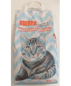 Sweep Merlino Micro Aggomerante Naturale per Gatti da 8 lt