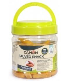 Camon Bauveg Snack Vegetale Patatine Crispy per Cani da 150 gr