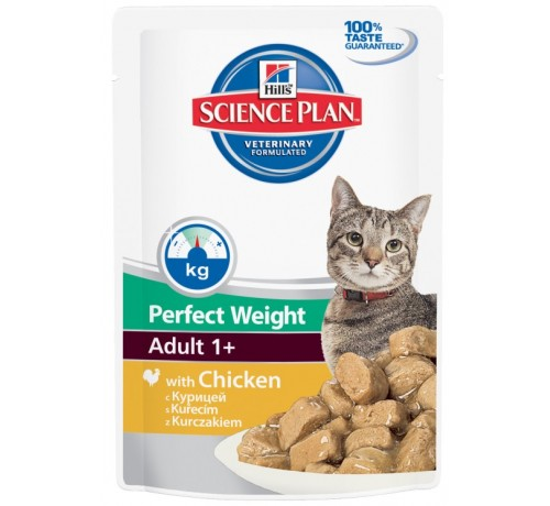 Hill's Science Plan Gatto umido Adult Perfect Weight